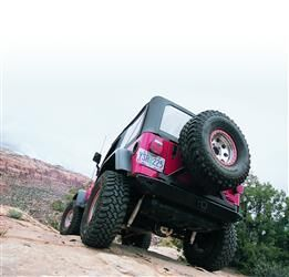 Bumper - Rock Crawler Rear