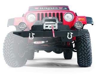 Bumper; Rock Crawler