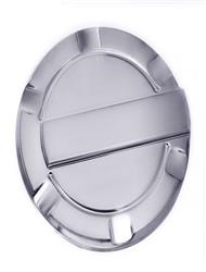 Harley-Davidson Chrome Fuel Door