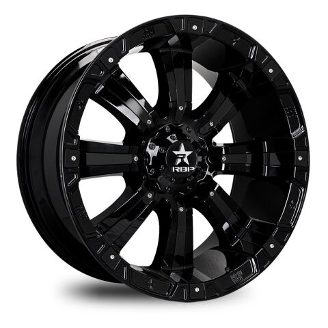 94R-18x9 8-170 et Zero Full Black 129mm cb