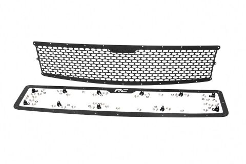 Laser-Cut Mesh Replacement Grille (Chevrolet Silverado 1500)