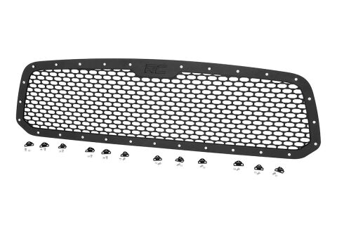 Laser-Cut Mesh Replacement Grille (13-19 Ram 1500)