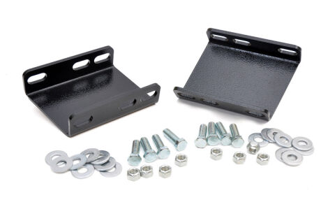 Ford Front Sway-bar Drop Brackets