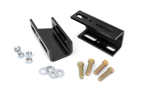 Front Sway Bar Drop Brackets for 2-6-inch Lifts