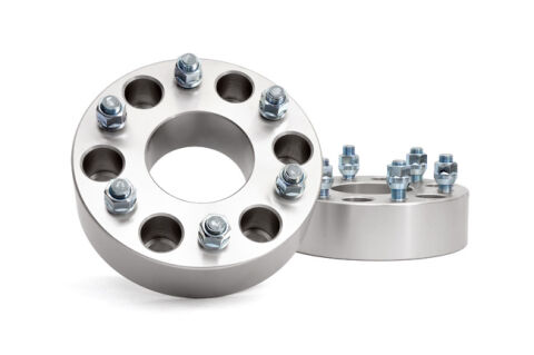 2-inch Ford Wheel Spacers | Pair (15-19 F-150)